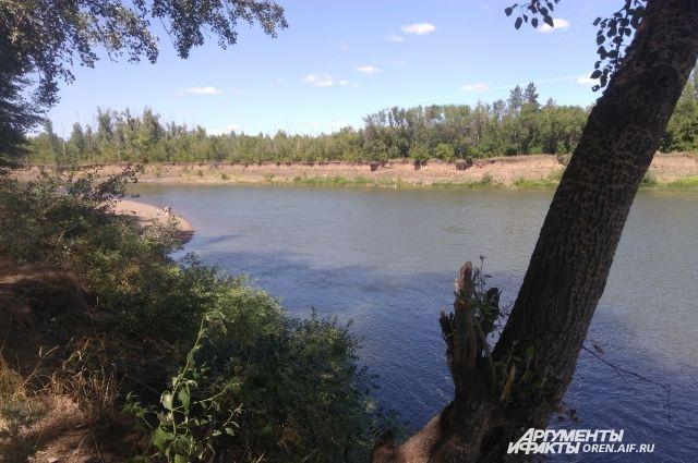 В Оренбургском районе в реке Сакмара нашли тело мужчины.