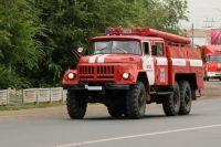 Пожарные справились с огнём за несколько минут.