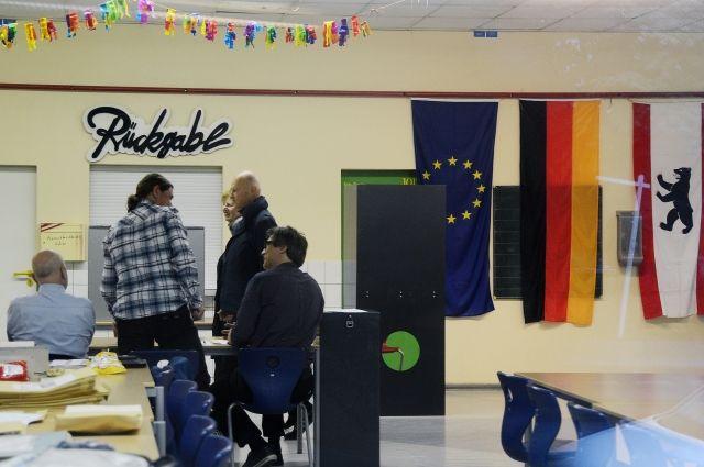 «Альтернатива для Германии» не исключила фальсификаций на выборах