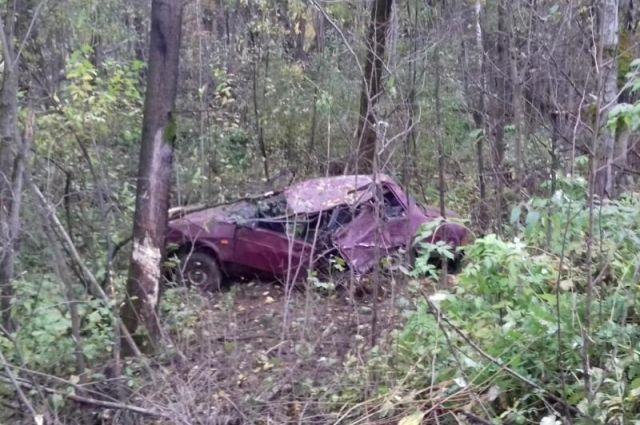 ВПрикамье в итоге трагедии погибли два человека