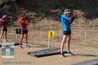 Женская сборная по биатлону из Тюменской области - лидер в эстафетной гонке