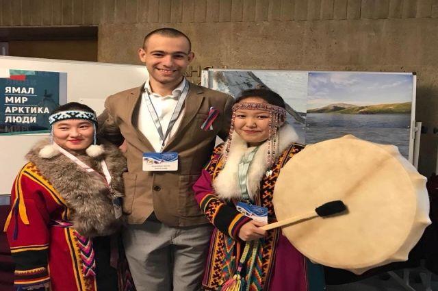 Ямальцы представили культуру коренных народов Севера в Болгарии