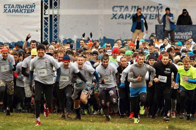 В массовом забеге участвовали 800 жителей Пермского края.