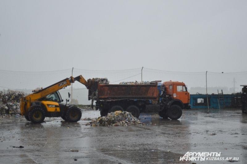 Больше всего мусора в понедельник после выходных и после праздников. Интересно, что в кризис отходов было меньше – люди берегли вещи и больше доедали.
