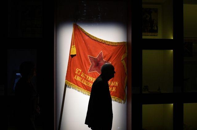 Выставка «Живая летопись войны» открылась в российской столице