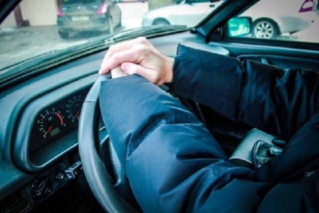 Милиция устроила погоню поОмску заугнанным автомобилем