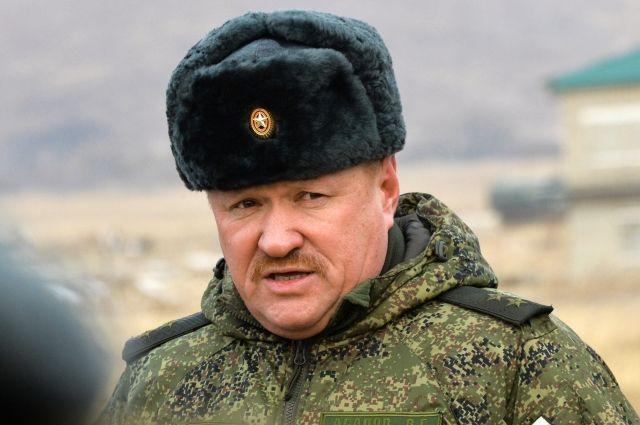 Генерал-лейтенант Валерий Асапов. Досье