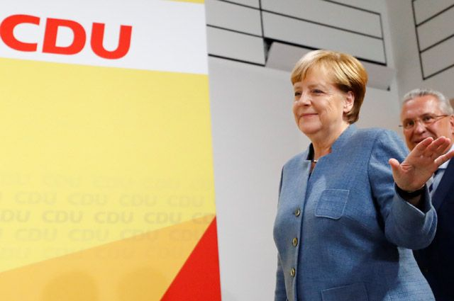 Эксперт: оппоненты Меркель еще очень слабы
