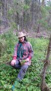 Участник № 10. Ольга Шестакова: «Возле дома, на бору грибы ягоды беру!»