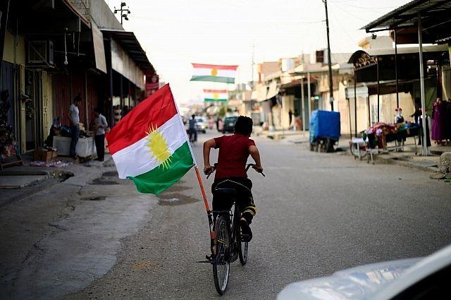 Иран закрыл границу с Иракским Курдистаном из-за референдума
