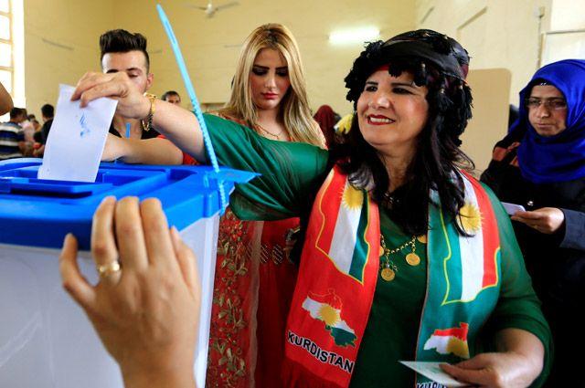 Эксперт: референдум в Иракском Курдистане — бомба замедленного действия