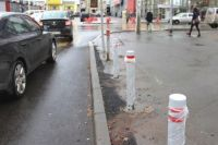 Отсутствие стихийных стоянок на тротуарах позволит обеспечить безопасность пешеходов.