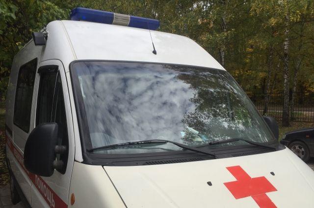 Три человека погибли встолкновении иномарки имотоцикла под Липецком