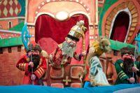 Для малышей сезон начнётся с классики - сказочной истории про Емелю и щуку.