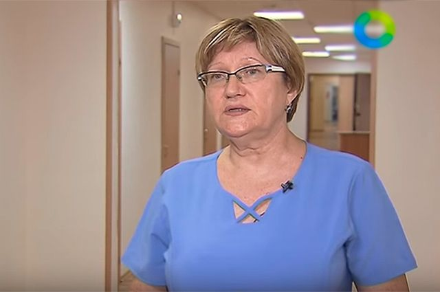 Елена Уварова.