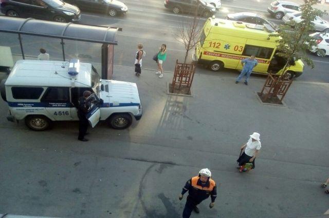 ВСамаре погибла девушка, упавшая с10 этажа наулице Арцыбушевской