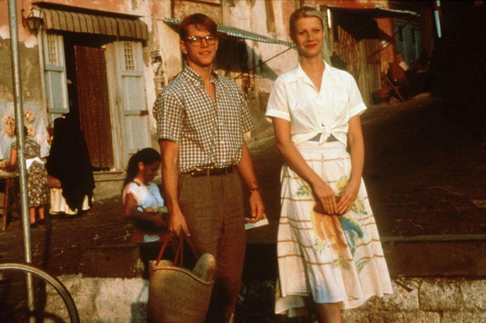 В психологическом триллере по роману Патриции Хайсмит «Талантливый мистер Рипли» (1999) Пэлтроу сыграла роль Мардж Шервуд.