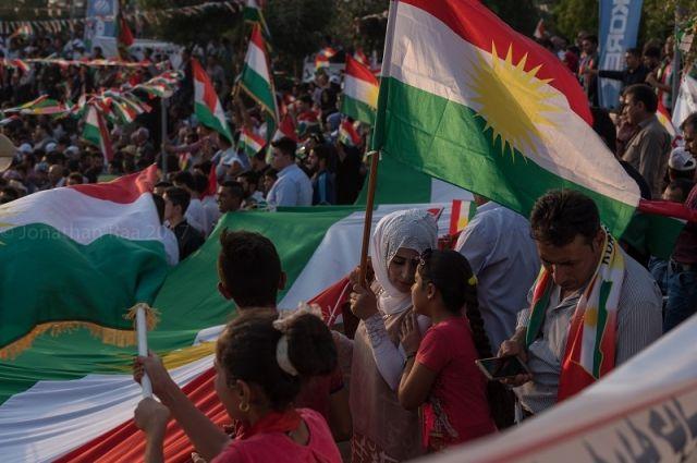 Более 3,3 млн человек приняли участие в референдуме в Иракском Курдистане