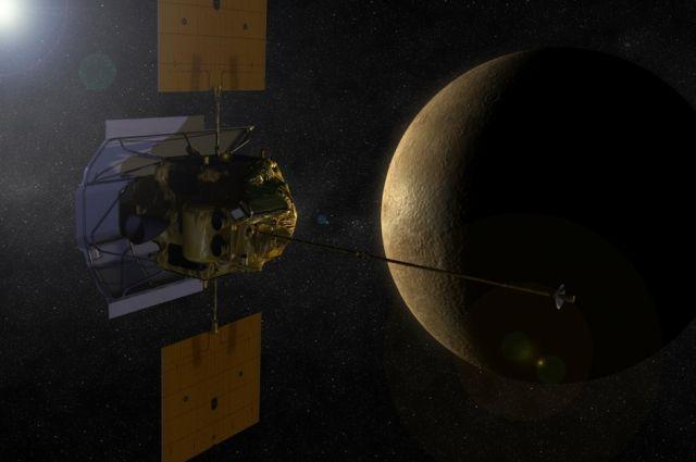ВПетербурге можно будет увидеть неповторимое сближение Марса, Венеры иМеркурия