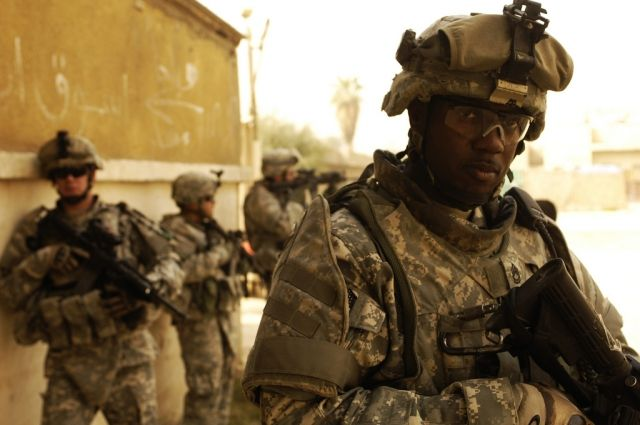 США вывели свои войска с базы Аз-Закф на юге Сирии