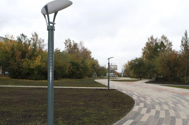 Работы по ремонту бульвара Строителей должны завершиться к 15 октября.