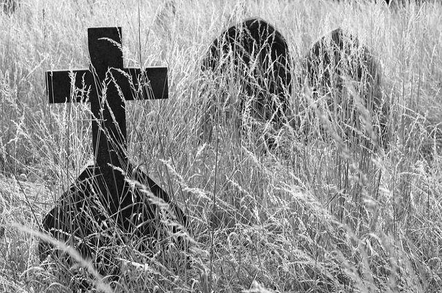 ВБузулукском районе два подростка устроили погром насельском кладбище