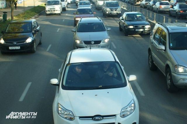 Автомобилисты сообщили об открытии моста на улице Суворова в Калининграде.