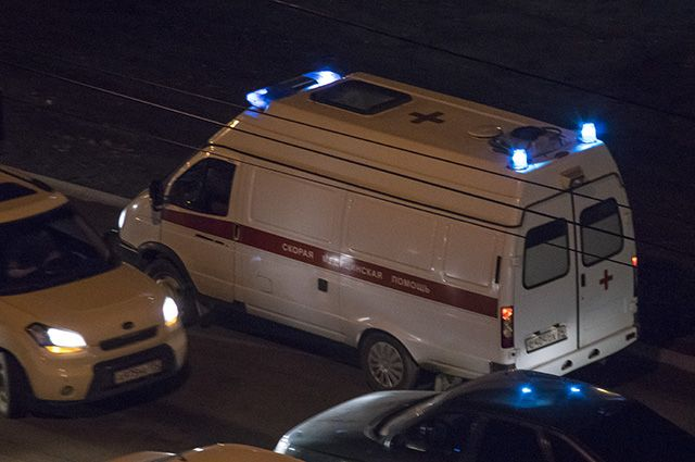 НаПортовой столкнулись Range Rover и БМВ: есть раненые