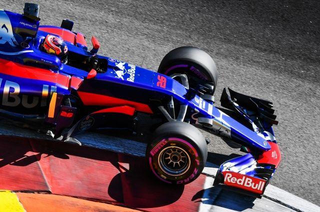 Даниила Квята отстранили отучастия в«Формуле-1»