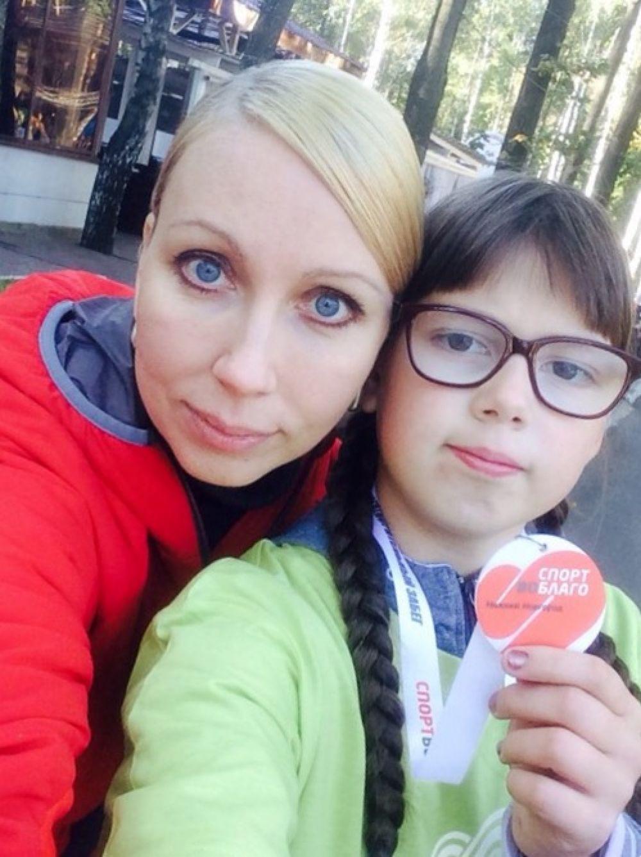 Генеральный директор «АиФ-НН» Ирина Еникеева с дочерью Дариной