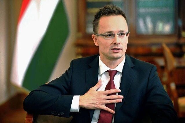 Киев может забыть оевропейском будущем— руководитель  МИД Венгрии