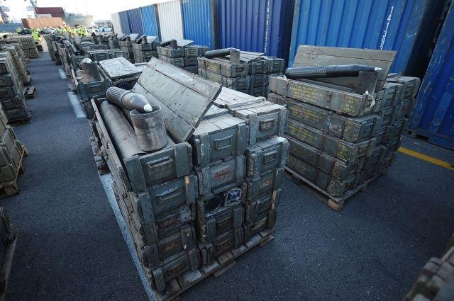 OCCRP: Украина была транзитером оружия из ЕС в Африку и на Ближний Восток
