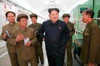 Для Ким Чен Ына ракетно-ядерный щит - страховка от любых попыток его свержения.