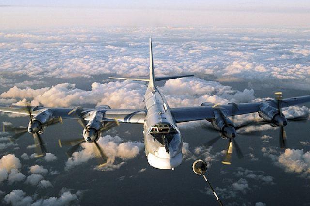 Российские бомбардировщики Ту-95МС нанесли удары по боевикам в Сирии