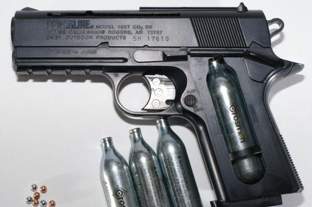 Росгвардия предлагает ввести лицензии на пневматическое оружие