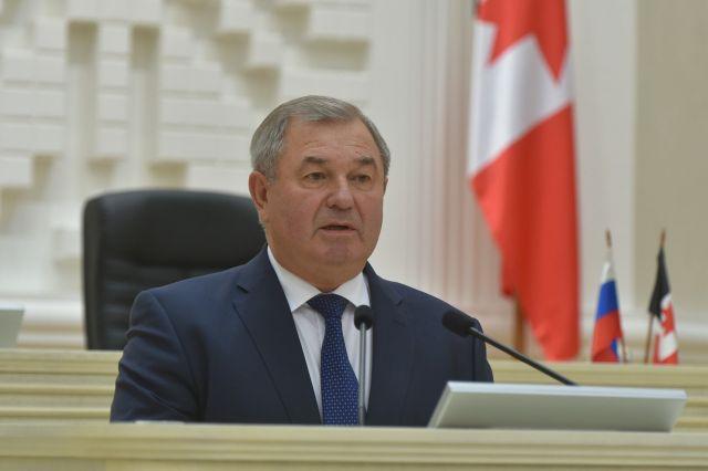 Ранее Алексей Прасолов возглавлял ФГУП «Главное военно-строительное управление №8».