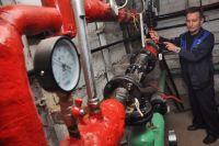 Новые тепловые пункты в домах сами регулируют подачу тепла в зависимости от погоды.
