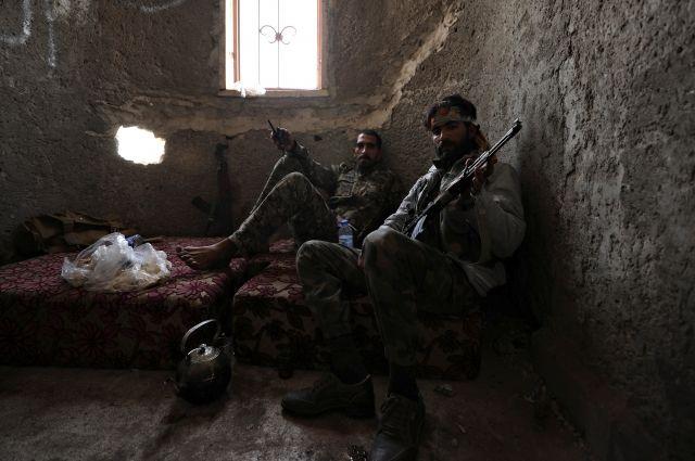 В Сирии больше 800 боевиков перешли на сторону правительственных войск