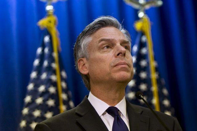 Комитет сената США согласовал Хантсмана на должность посла в РФ