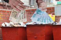 Плата за вывоз мусора в Челябинске вырастет из-за закрытия городской свалки.