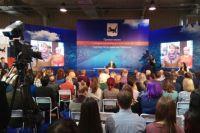 Прямая линия с губернатором Иркутской области.