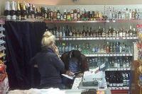 Возбуждено первое в Калининграде уголовное дело из-за нелегального алкоголя.