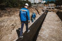 В этом году Сибирская генерирующая компания взяла под крыло почти половину муниципальных внутриквартальных теплосетей в Новокузнецке.