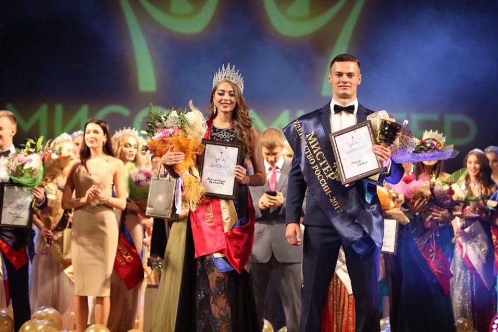 Оба первых места достались студентам из Ставропольского края Анастасии Копцевой и Павлу Бабич.