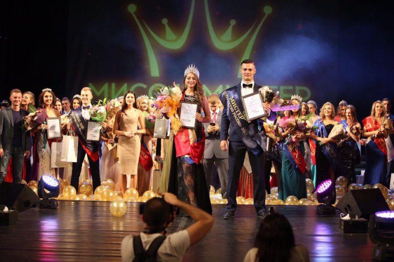 «Мисс Студенчество -2016» проходило в Ставрополе.
