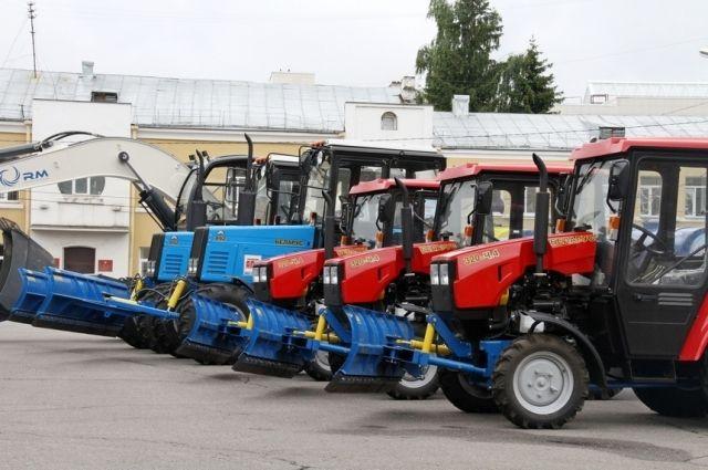 ВСмоленске пройдет парад коммунальной техники