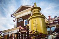 Самовар – изюминка музея-ресторана «Собрание Спешилова».