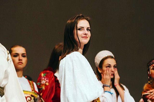 Калининградка получила титул на конкурсе «Мисс студенчество России».