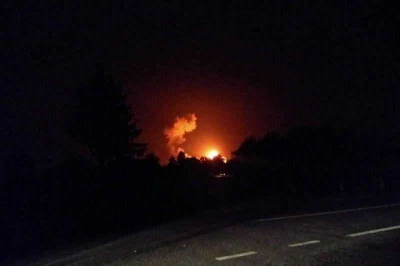 С Калиновки и окружающих населенных пунктов эвакуировали около 30 тысяч человек, их разместили в школах Винницы.