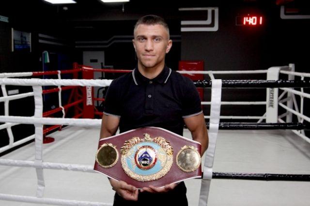 Ломаченко вошел в тройку лучших боксеров мира